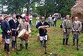 Latviu senovinio folkloro grupe Vilki.2009-08-22.jpg