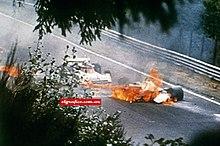 Niki Lauda Nürburgring 1976