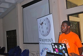 Launching Wikimedia Fan Club UNILORIN 44.jpg