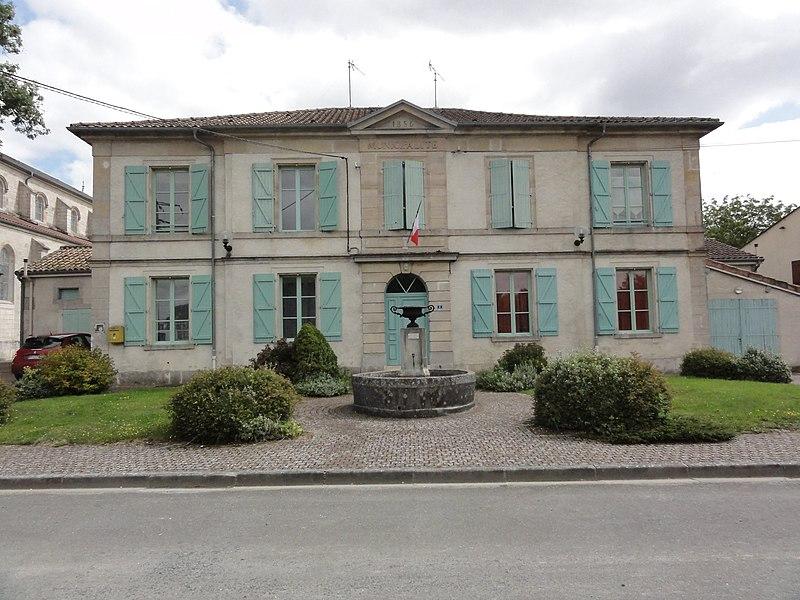 Lavallée (Meuse) mairie