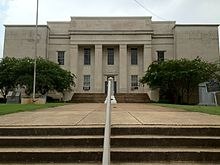 Lawrence County Courthouse, AL