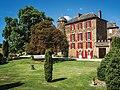 Le Chateau du Bosc vu du parc copyright jean bosc chateaudubosc.com 2016.jpg