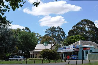Learmonth, Victoria - Hotel and general store