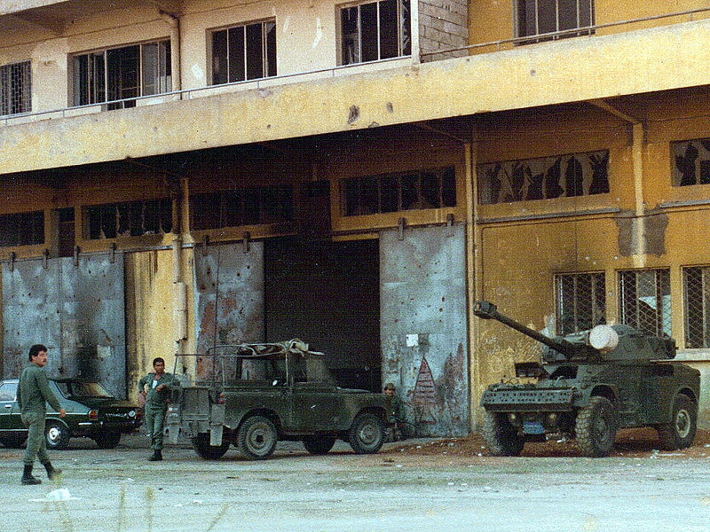 Tripoli: a microcosm of Syria's war in Lebanon