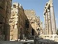 Lebanon, Baalbek, The Propylaea (Roman Heliopolis).jpg