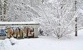Lebenswertes chemnitz winter stadtpark schnee kleiner teich graffiti.jpg