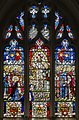 Leicester Cathedral, Stained glass window (26814831876).jpg