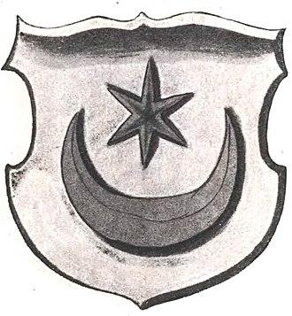 Leliwa coat of arms - Image: Leliwa Stemmata Polonica