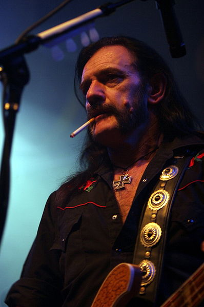 megapost! de Lemmy Kilmister (king of heavy metal!)