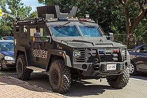 Lenco BearCat - BearCat G3 of Ottawa Police Service