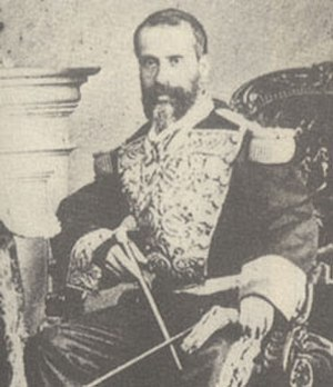 Battle of Barranca Seca - Leonardo Márquez, Commander-in-chief for the reactionist forces
