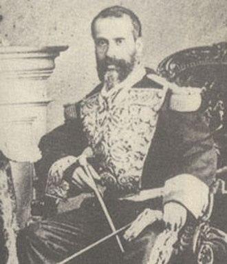Battle of Barranca Seca - Leonardo Márquez, Commander-in-chief for the reactionist forces