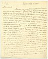 Letter signed G.W. Featherstonhaugh, Quebec, to Col. Abert (John James Abert), September 16, 1838.jpg