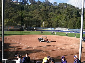California Golden Bears softball - Levine-Fricke Field, home of California softball