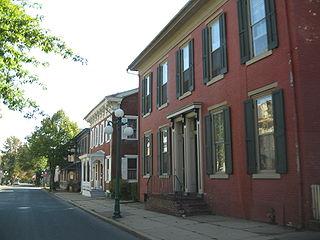 Lewisburg, Pennsylvania Borough in Pennsylvania, United States
