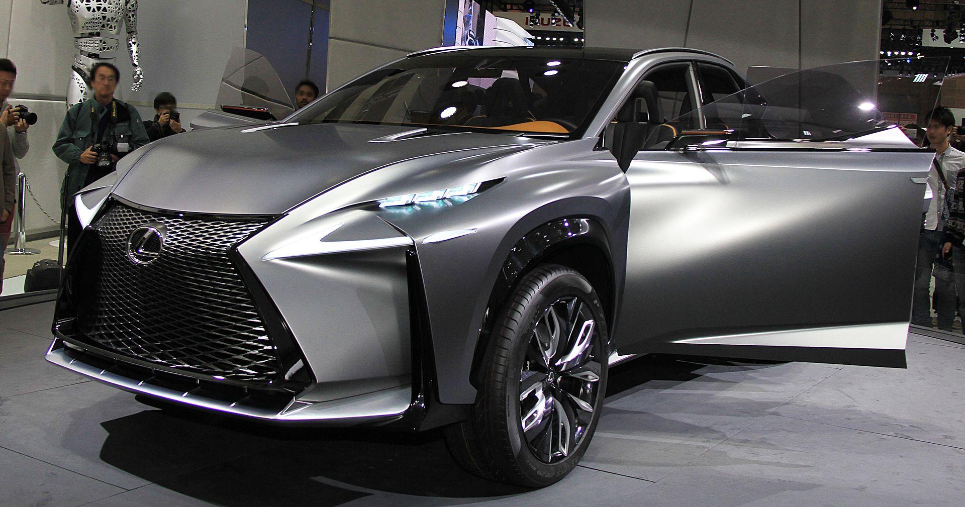 Px Lexus Lf Nx