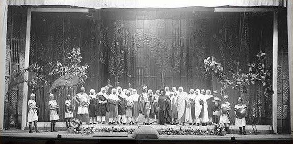 Leyli and Majnun opera 1908