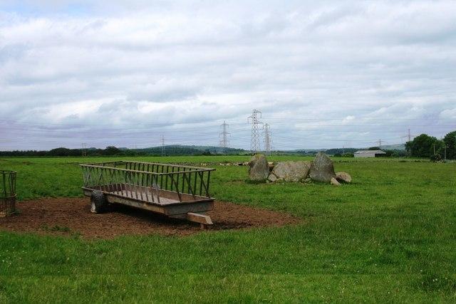 Leylodge Stones - geograph.org.uk - 1412800