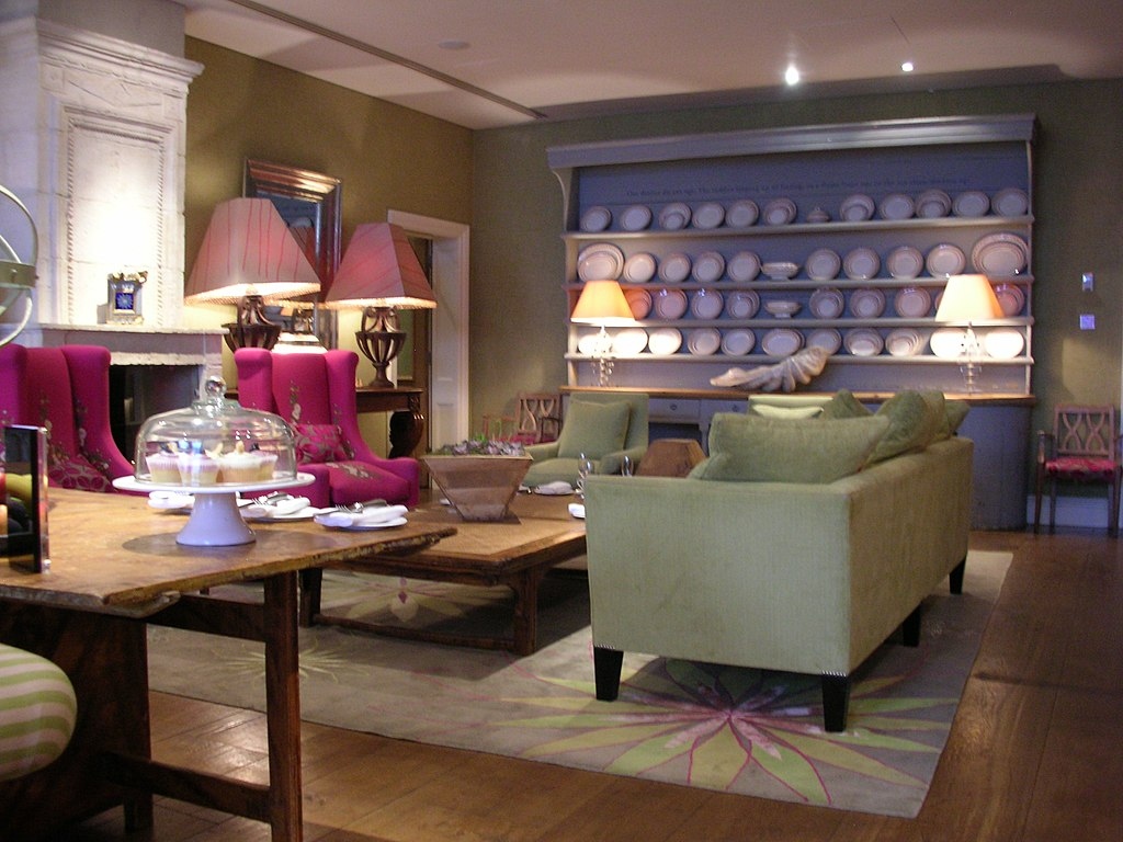 The Soho Hotel  Richmond Mews London Wd Dh