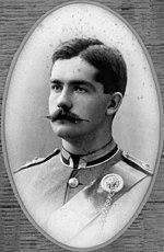 Lieut. Richard Dowse of the Queensland Volunteer Rifles (5168600872).jpg