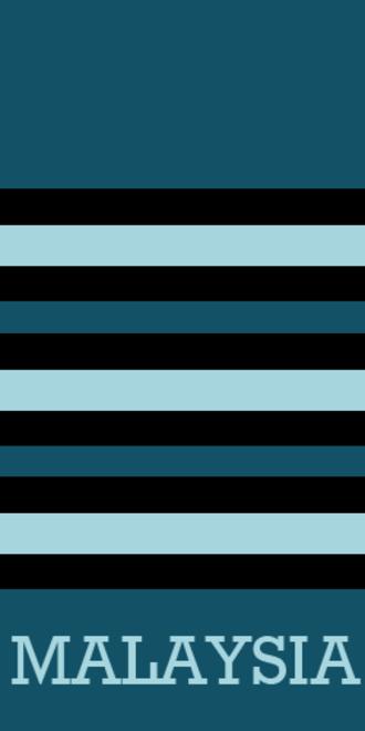 Malaysian military ranks - Image: Lieutenant Colonel of Royal Malaysian Air Force