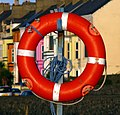Lifebuoy, Bangor - geograph.org.uk - 1190439.jpg