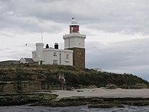 Lighthouse, Coquet Island 1.JPG