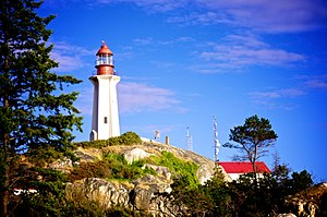Lighthouse Park - Image: Lighthouse Park