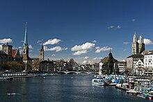 File:Limmat bei Zürich.jpg - Wikimedia Commons