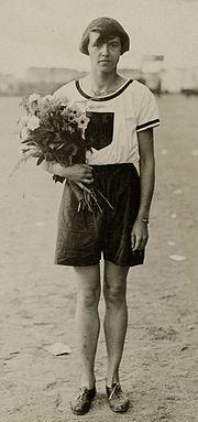 Lina Radke 1928