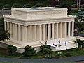 Lincoln Memorial - Legoland California (2897879482).jpg