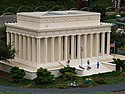 Lincoln Memorial - Legoland California (2897879482).jpg