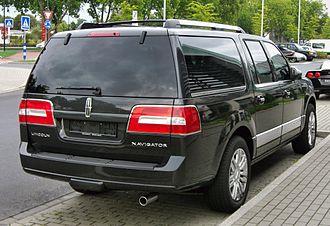 Lincoln Navigator - 2007–2014 Lincoln Navigator LWB