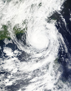 Tropical Storm Linfa (2015) Pacific typhoon in 2015