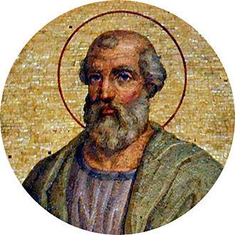 Pope Linus - Image: Linus primi