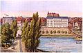 Lisch-Schwerin Altstadt vom Schlosse 1842.jpg