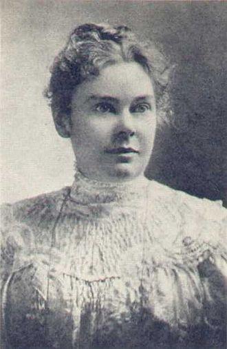 Lizzie Borden - Borden c.1890