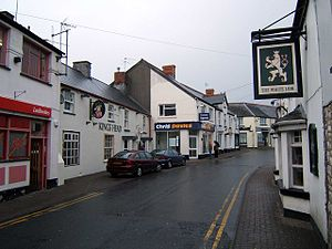 English: East Street, Llantwit Major Български...