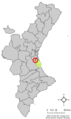 Localització d'Almussafes respecte del País Valencià.png