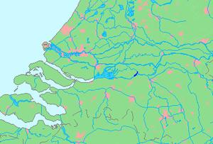 Heusden Canal - Image: Location Heusdensch Kanaal