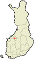 Location of Halsua in Finland.png