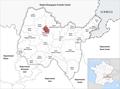 Locator map of Kanton Bourg-en-Bresse-1 2019.png