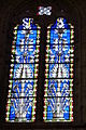 Lodève Saint-Fulcran cathedral stained glass window374.JPG