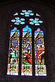 Lodève cathedral Saint-Fulcrain stained glass window380.JPG