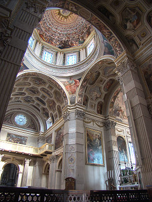 Mantua Cathedral - Interior