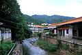 Longdong river in Huanning.jpg