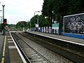 Looking towards Reading - Bramley Station - geograph.org.uk - 826118.jpg