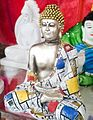 Lord Buddha Wallpaper - Lord Buddha represented in a meditative position.jpg
