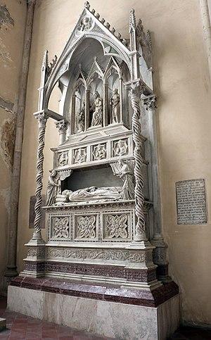 Pope Benedict XI - Tomb of Benedict XI