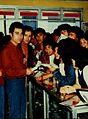 Los Prisioneros Jorge González y Miguel Tapia época de Corazones Calama.jpg
